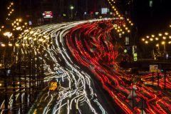 Вечером 29 апреля в Москве образуются многокилометровые пробки