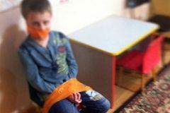 «Лечение» аутизма в детском центре «Золотой ключик»