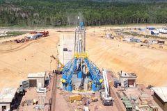 Зона строительства космодрома «Восточный»