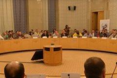 Прошлогодний съезд сепаратистов в Москве — так называемая международная конференция «Диалог наций» 20.09.2015