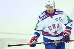 Вместе с Ильей Ковальчуком в составе СКА выглядит крайне мощно