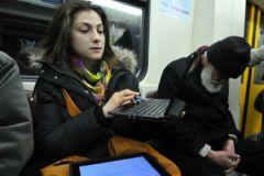 Средний класс в метро