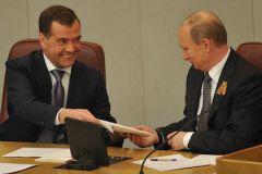 Владимир Путин занялся проблемой балансировки верхов