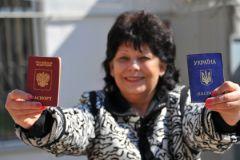 Около 5% жителей Крыма отказались получать гражданство РФ