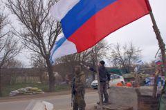 С момента крымской кампании прошел год