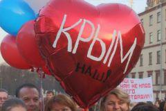 Патриотический выбор дался крымчанам легко, однако новогодние праздники прошли не без трудностей