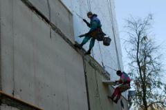 Экономия застройщиков касается фасадных и отделочных работ