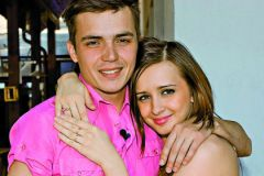 Евгений Кузин и Рита Агибалова
