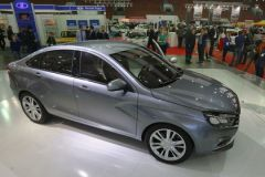 Эксперт: Lada Vesta будет стоить 500–550 тысяч рублей