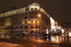 Инцидент произошел в элитной гостинице «Националь», которая находится на улице Моховая