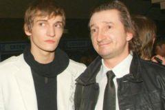 Александр Лыков с сыном Матвеем