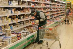 Сейчас цены на продукты либо больше не растут, либо немного снижаются