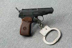 По словам источника в МВД, группировки, подобные этой, уже давно не пользовались огнестрельным оружием