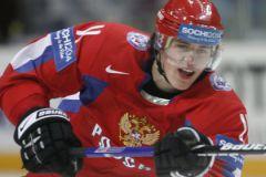 Евгений Малкин в составе сборной России