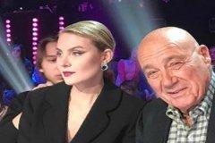 Владимир Познер и Рената Литвинова