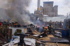 Дмитрий Быков: Майдан принес Украине много горя. Но это событие из разряда великих