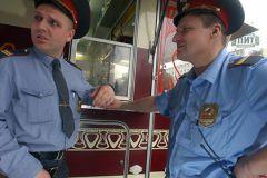 Двое полицейских задержаны в Санкт-Петербурге по подозрению в организации разбойного нападения на автозаправку