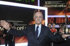 Никита Михалков получил «Золотой орел» за «Солнечный удар»