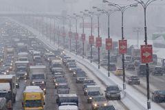 В Москве 2 января ожидаются осадки, туман и гололедица