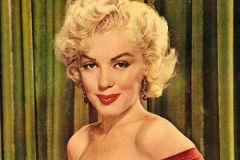 Мэрилин Монро – самая известная фанатка красной помады