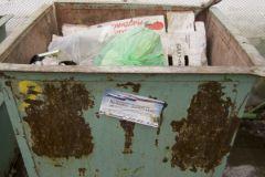 Тело ребенка было найдено на сортировочной ленте твердых бытовых отходов