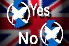 Предварительные итоги референдума в Шотландии 18 сентября