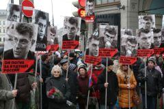 Марш памяти Бориса Немцова 1 марта