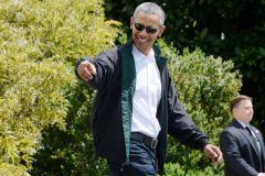 В пятницу Президент США Барак Обама передал россиянам поздравления по случаю юбилея Победы