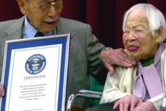 Мисао Окава стала самым старым жителем Земли в 2013 году после смерти ее соотечественника Дзироэмона Кимуры