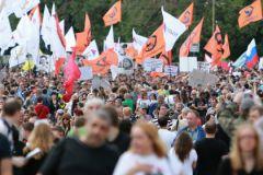 Шествие пройдет от Трубной площади до площади Революции либо по Бульварному кольцу