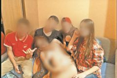 Фото с издевательствами подростки цинично выложили на всеобщее обозрение