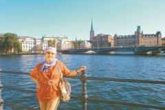 В Стокгольме Макашова была дважды