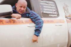 Дмитрий Алтухов получил известность после того, как в октябре 2014 года он почти сутки просидел в машине, которую эвакуировали с одной из улиц Москвы