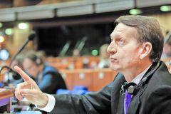 Спикер Госдумы РФ в ПАСЕ: Слов больше нет, одни жесты