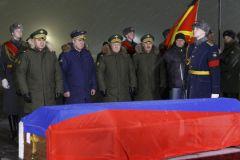 Тело погибшего Олега Пешкова доставили в Россию 30 ноября
