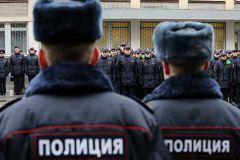 Средняя зарплата полицейского в России сейчас — 39000 рублей