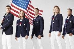 Форма сборной США для открытия Олимпиады в Рио