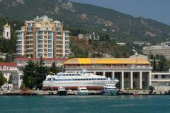 Порт «Ялта»