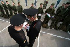 Арестован начальник отдела военкомата Москвы, подозреваемый в получении взятки