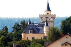 Замок Аллы Пугачевой и Максима Галкина