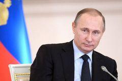 Владимир Путин дал большое интервью немецкому таблоиду Bild