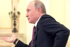 """""""У Путина есть проблема с легитимностью"""""""
