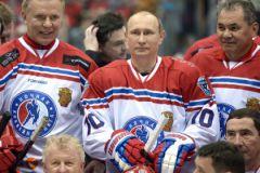 Вячеслав Фетисов, Владимир Путин и Сергей Шойгу