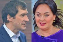 Глеб Пьяных и Лариса Гузеева