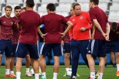 Сборная России 15 июня сыграет со Словакией