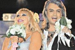 Маша Распутина и Филипп Киркоров