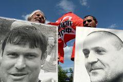 Развозжаев и Удальцов остались сидеть в тюрьме