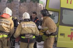 Спасатели работают круглосуточно
