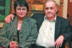 Ольга и Эльдар Рязановы