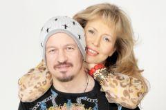 Ольга Кормухина с мужем Алексеем
